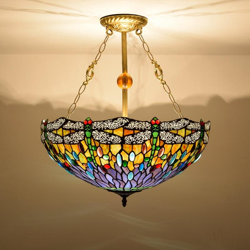 Ceiling Fan Church Crystal Hanging Light French Retro Lighting Round Wedding Pendant Fixtures Ring Turkish Chain Chandelier