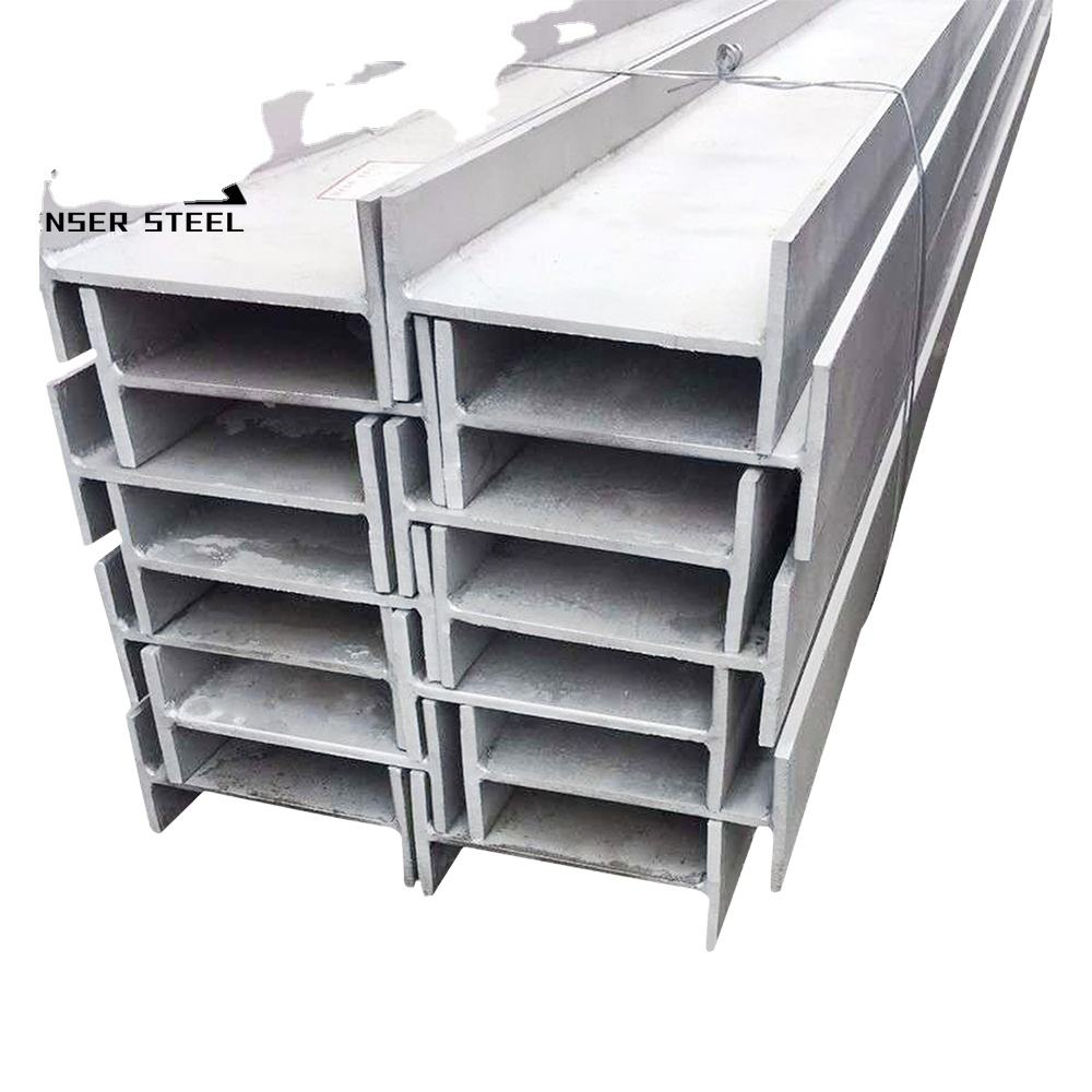 Wholesale price China factory direct H / I Iron Beam Steel for Construction Structure Price 200*200