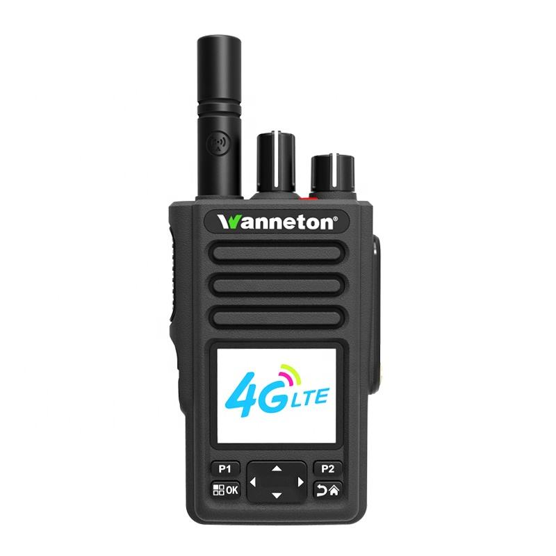 Wanneton OEM ODM Multi Frequency 3g 4G Dual Band Security Network Talkie Walkie Two way Radio POC Q9000