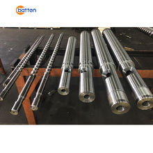 Haitian 30mm injection molding screw barrel