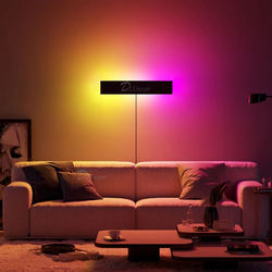 Modern RGB LED Wall lamp Living Room Decoration Colorful Bed