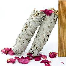 White Sage Smudge Sticks Cleansing Negativity Removal