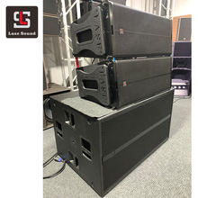 pro sound 12'' active line array module speaker professional audio