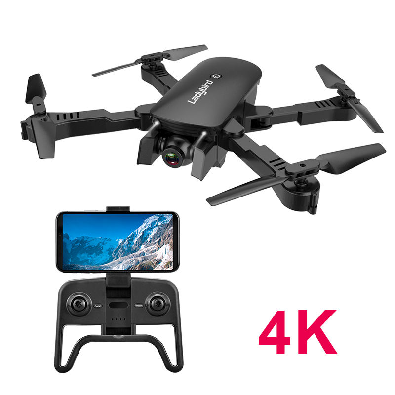 Mini Drone 4K HD Drone With Camera Adjustable 4k Camera Micro RC Drones