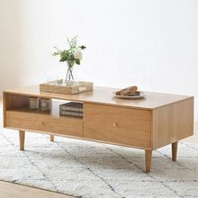 Tea table coffee table modern living room furniture wood modern wooden coffee table design
