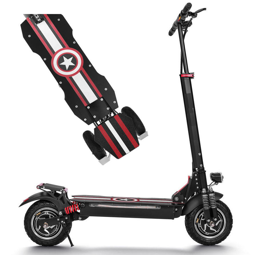 volta 10inch tire Fast charging L/G lithium battery 48v15ah electric scooter 800w 16000w