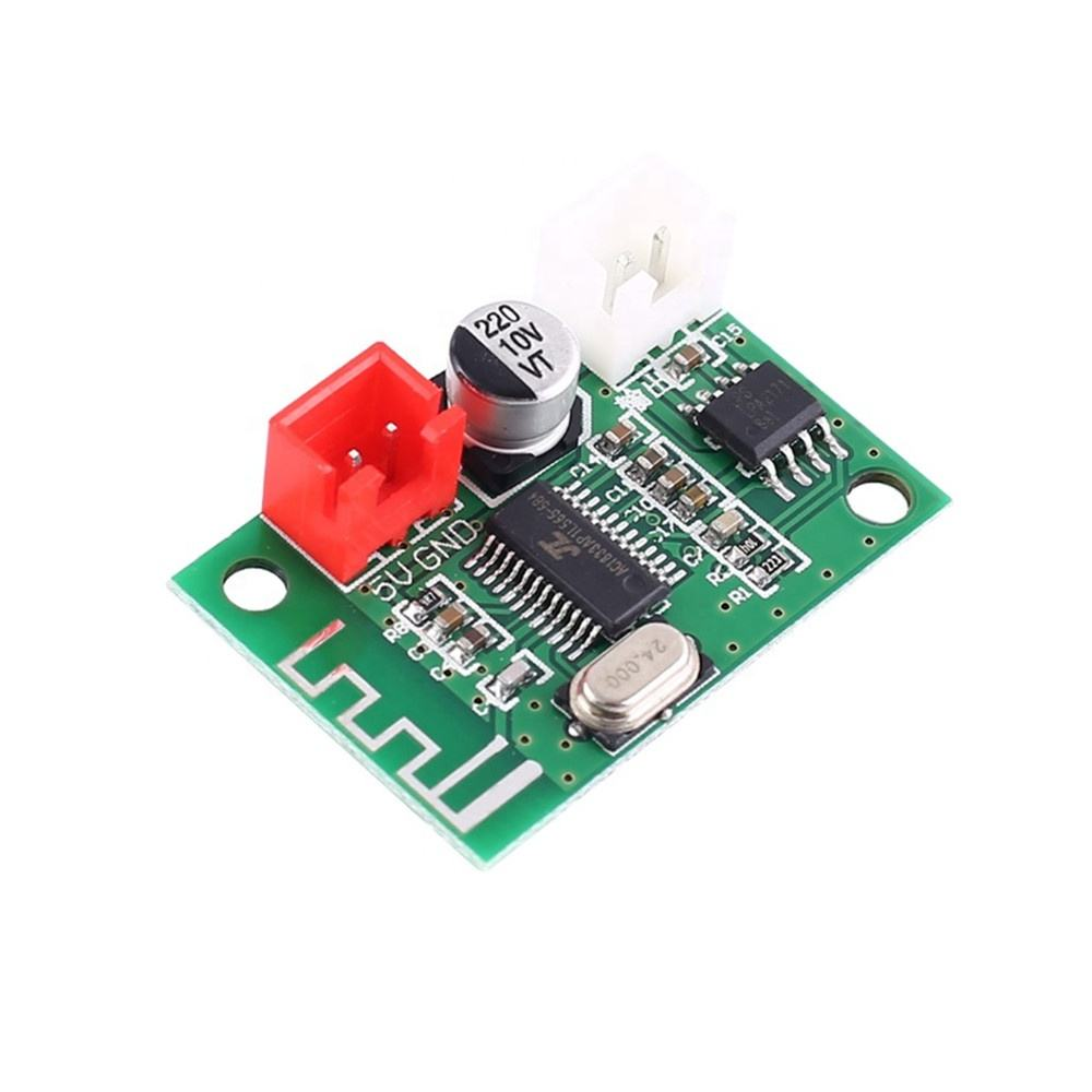 Taidacent BLE Speakers Audio Power AMP Board 3W 5W Micro Amplifier 3.3V 5V BLE Speaker Module
