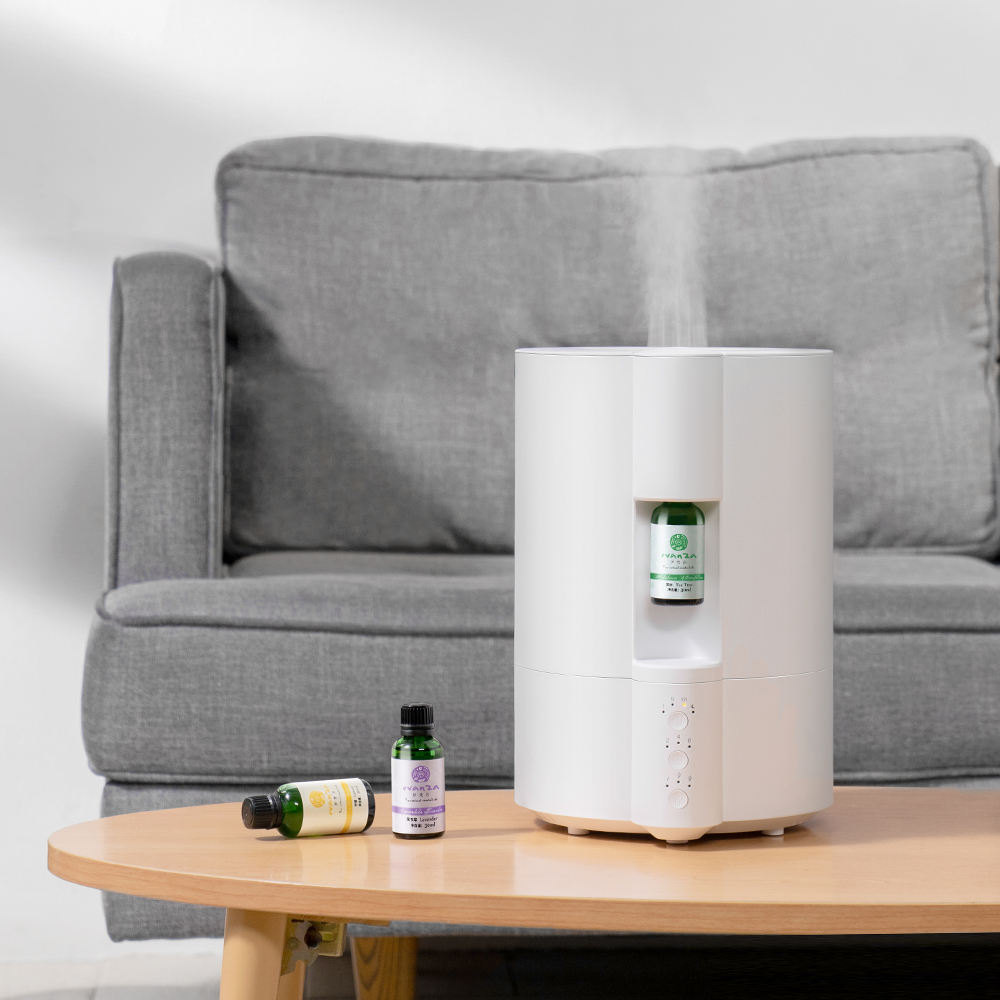 China Best Selling Home Use Fragrance Ultrasonic Aroma Diffuser Humidifier