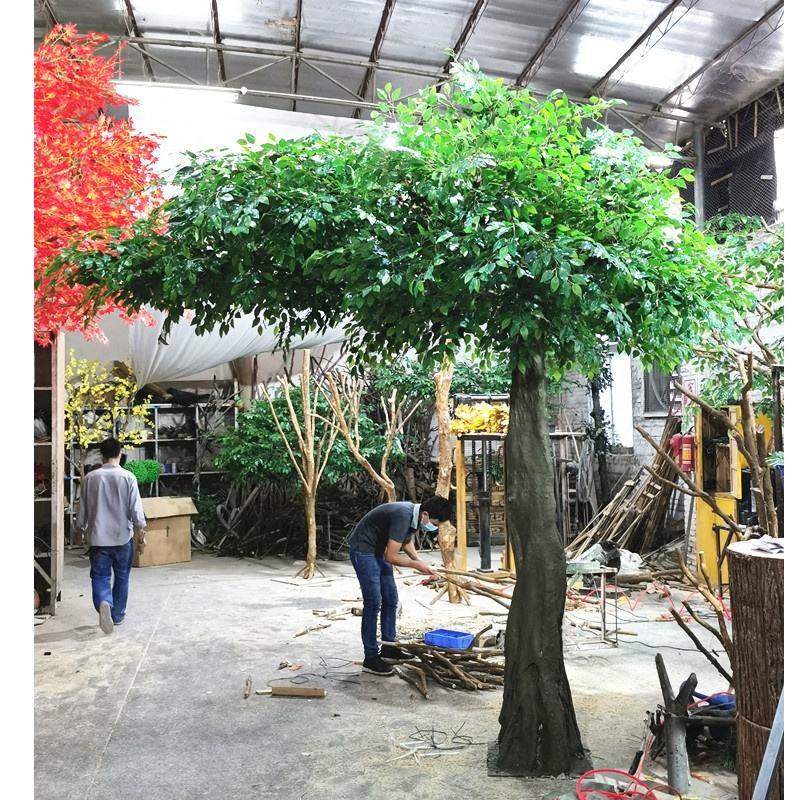 Arboles Artificiales Para Buitenkant Groen Grote Tuinarchitect Ficus <span class=keywords><strong>Boom</strong></span> Kunstmatige Indoor Outdoor Banyan <span class=keywords><strong>Boom</strong></span>