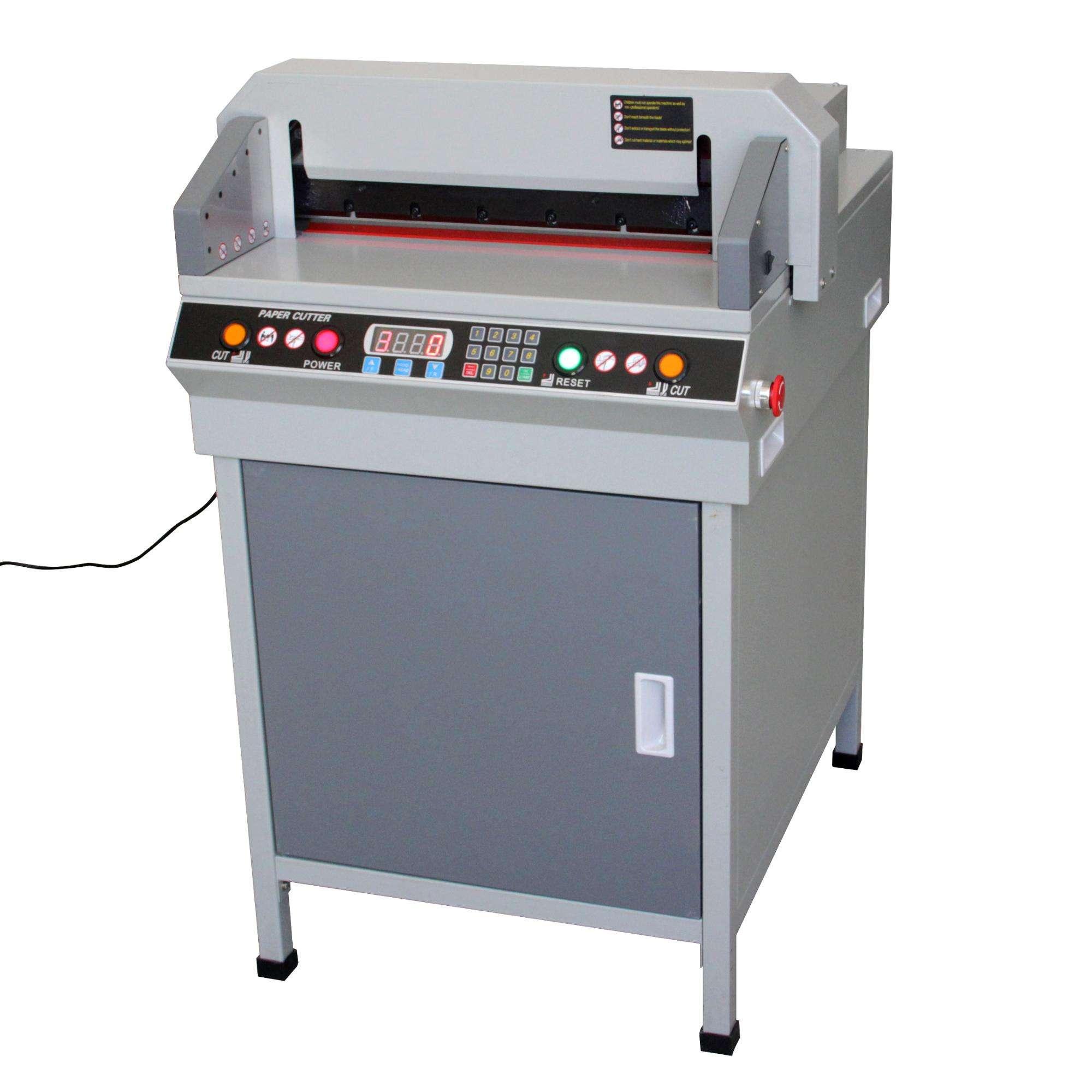 Chine contrôle Numérique électrique papier mignon (WD-450VSG +)