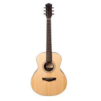 Travel Series Singles Folk Guitar Beginners Play Musical Instruments 38-inch Solid Wood Guitar