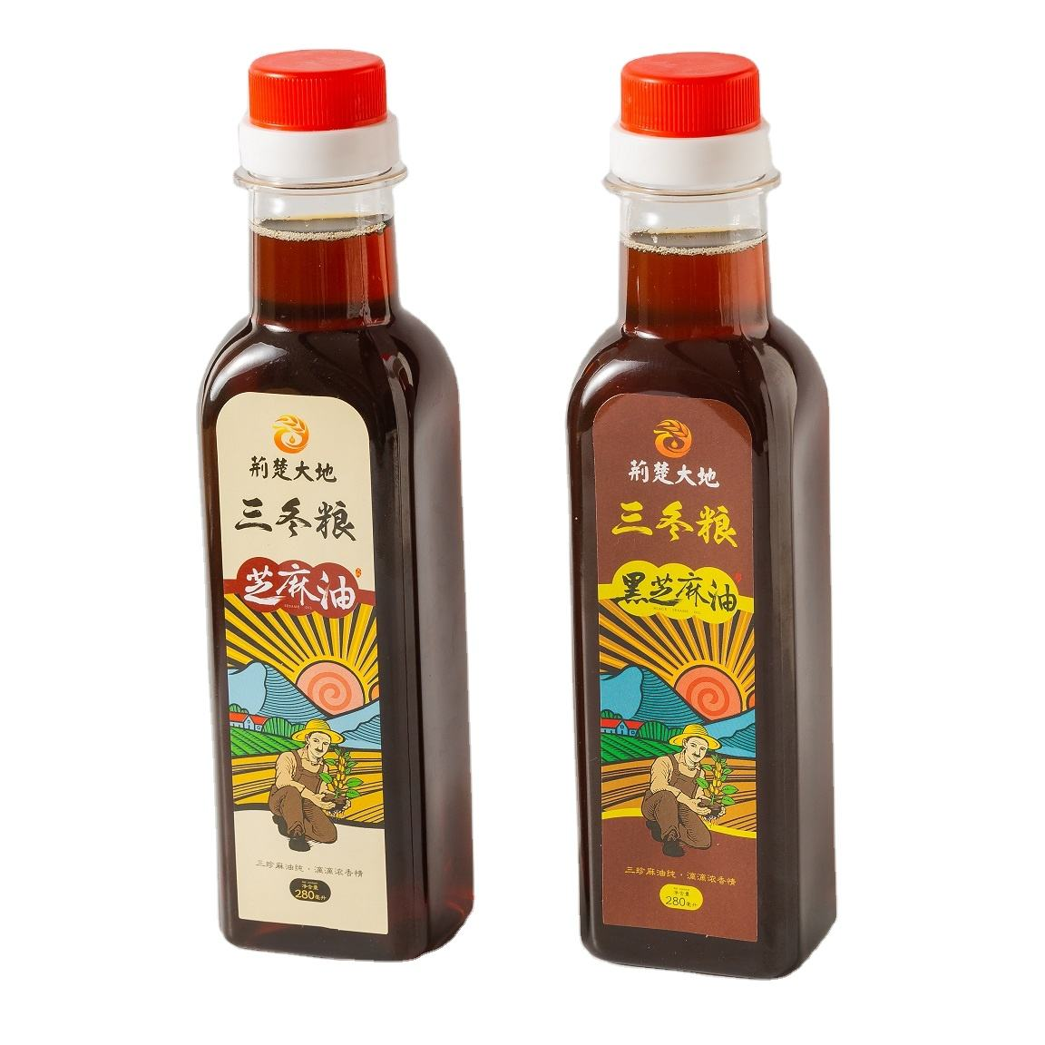 280ml 100% Pure Sesame Seed Oil for Seasoning