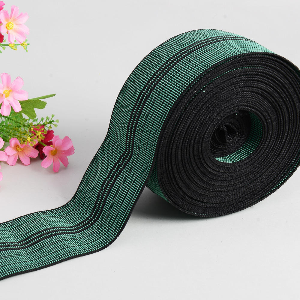 2020 New Elastic Sofa Tapes 48mm Sofa Elastic Webbing Band Upholstery Straps For Furniture