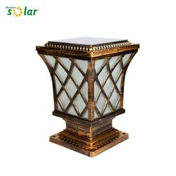 2020 wholesale products black 4w outdoor garden lights solar