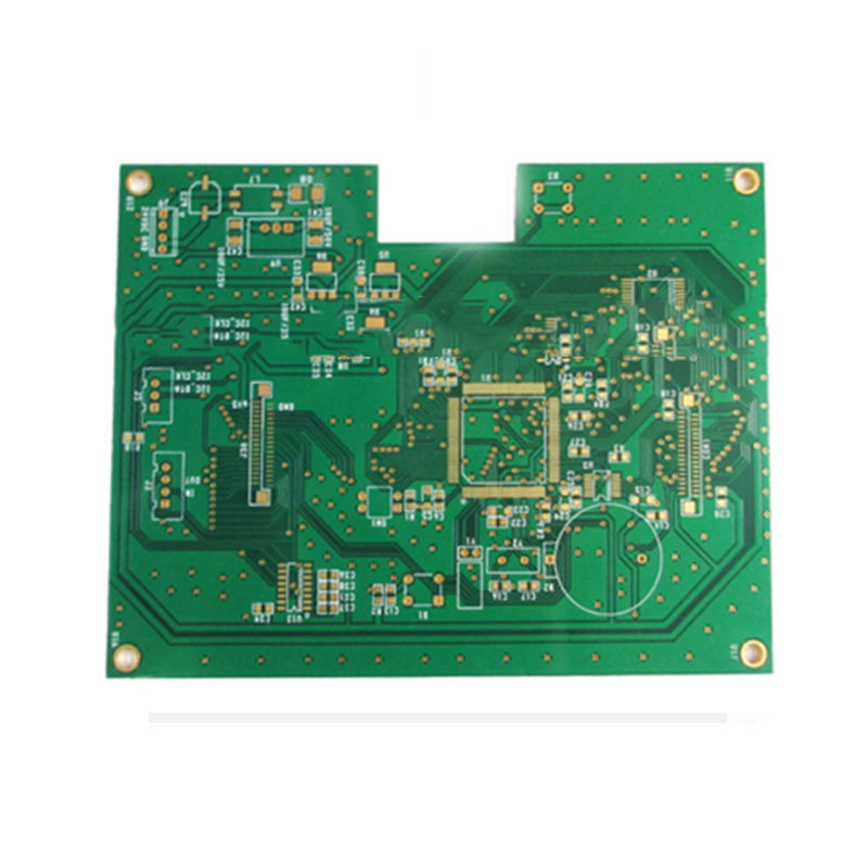 Pcb reverse engineering china printplaat inbraakalarm pcb