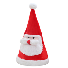 Novelty Funny LED Dancing Christmas Santa Hat