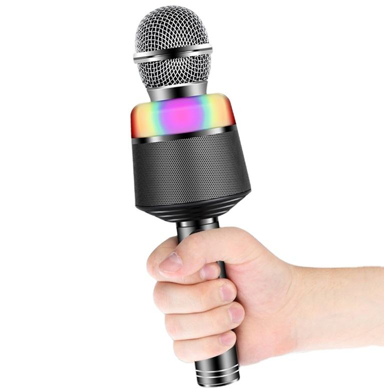 Bling Wireless Light Up Microphone Transmitter Module Toy for Adult and Younger