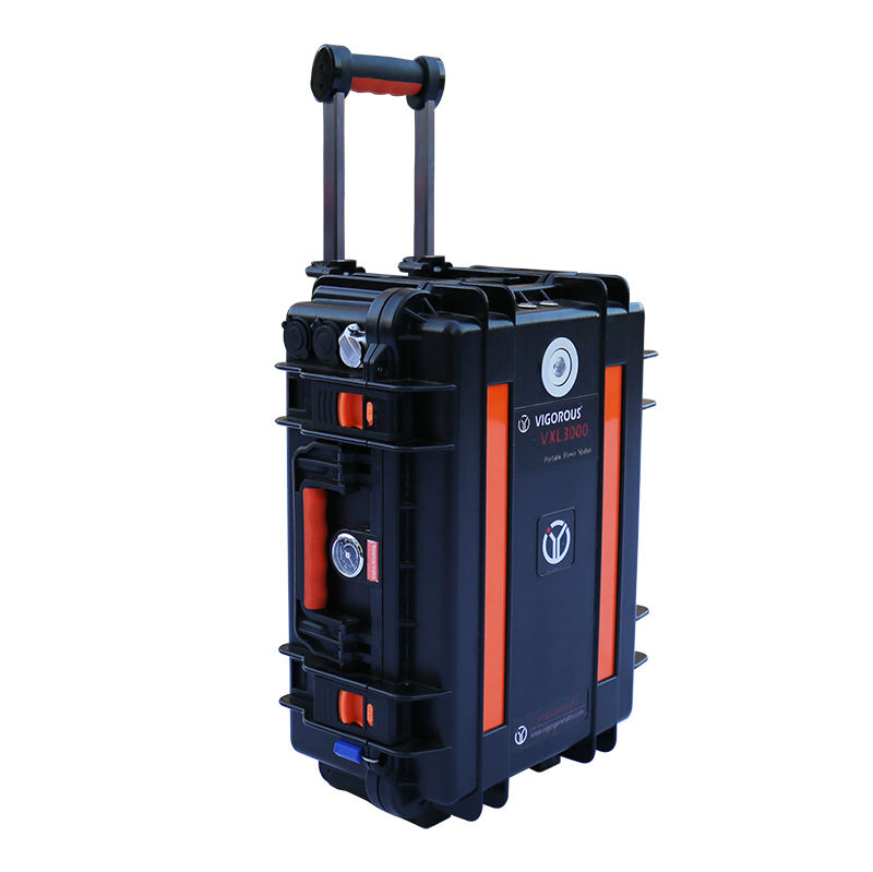 3000 watt power generator portable Battery pack free electricity energy 3000wh 12v/230v Portable backup power everywhere you go
