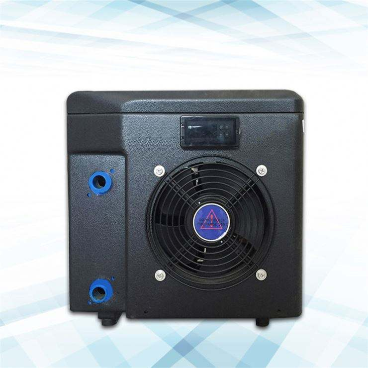Small volume Swimming Pool water natural gas heater Heat Pump for Spa Pool
