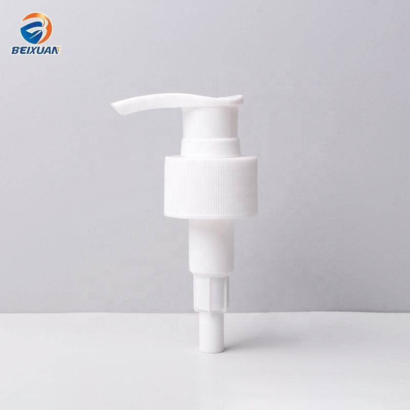 500000pcs Stock 28/410 White PP Plastic Lotion Pump For Plastic Bottle