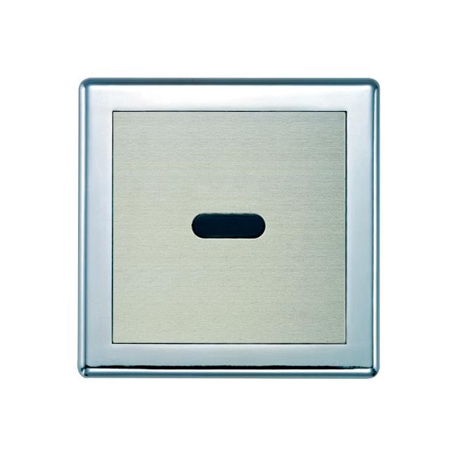 Sensor autom/ático V/álvula de Descarga para urinario Montado en la Pared V/álvula de Descarga de Inodoro para mingitorio Inteligente sin Contacto Cuarto de ba/ño para Ahorrar Agua Orinales autom/áticos