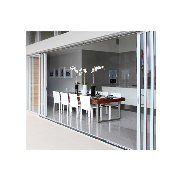 Custom Wholesale Large Glass Sliding Doors Automatic Sliding Door