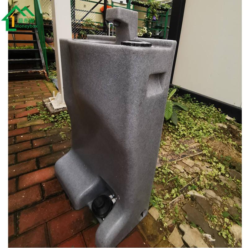Ws-200 Venta caliente HDPE estación de lavado a mano modelos buen precio lavabo baño Lavado de Manos fregadero