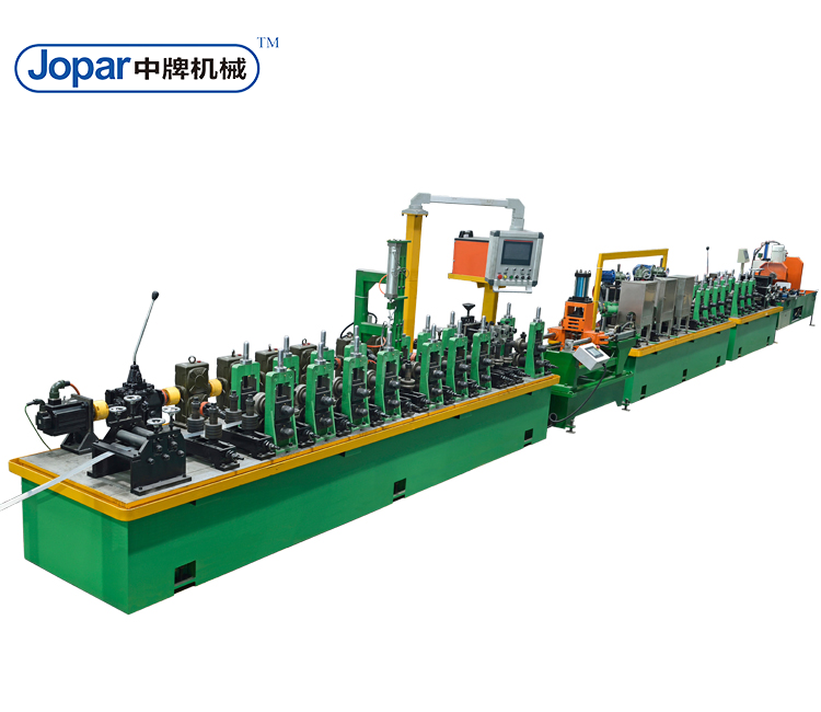 Agricultural Irrigation Stainless Steel Pipe Making Machine Jopar Tube Mill