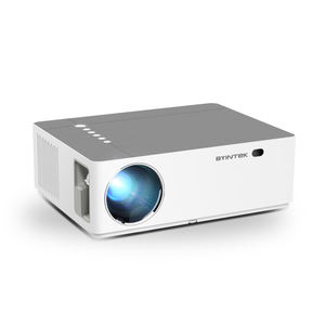 BYINTEK K20 2020 New Design Smart 1920*1080P Projector LED Video Beamer For Game Movie Cinema Home Theater 200 Inch