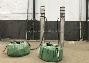 China centrifugal 10 inch electric wate deep well submersible pump manufacturer price
