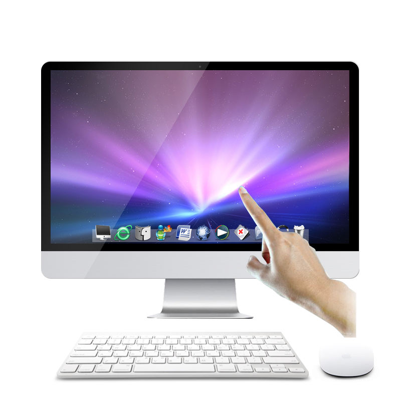Factory hot sale computer all in one pc desktop touch screen Direct Price