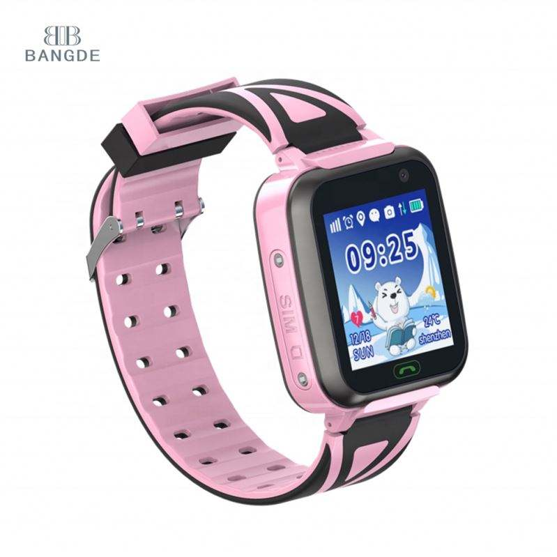 New Children Smart Watch Phone WIFI 2G GPS Tracker Kids Watch GPS Waterproof Locator with Camera for Girls and Boys
