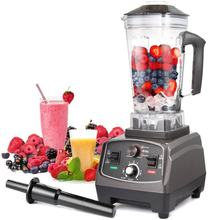 high quality 110V rubber plastic juicer mixer smoothie make machine blender with low price