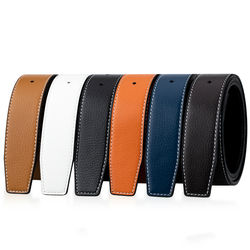 Luxury Brand Belts for Men High Quality Pin Buckle Male Stra