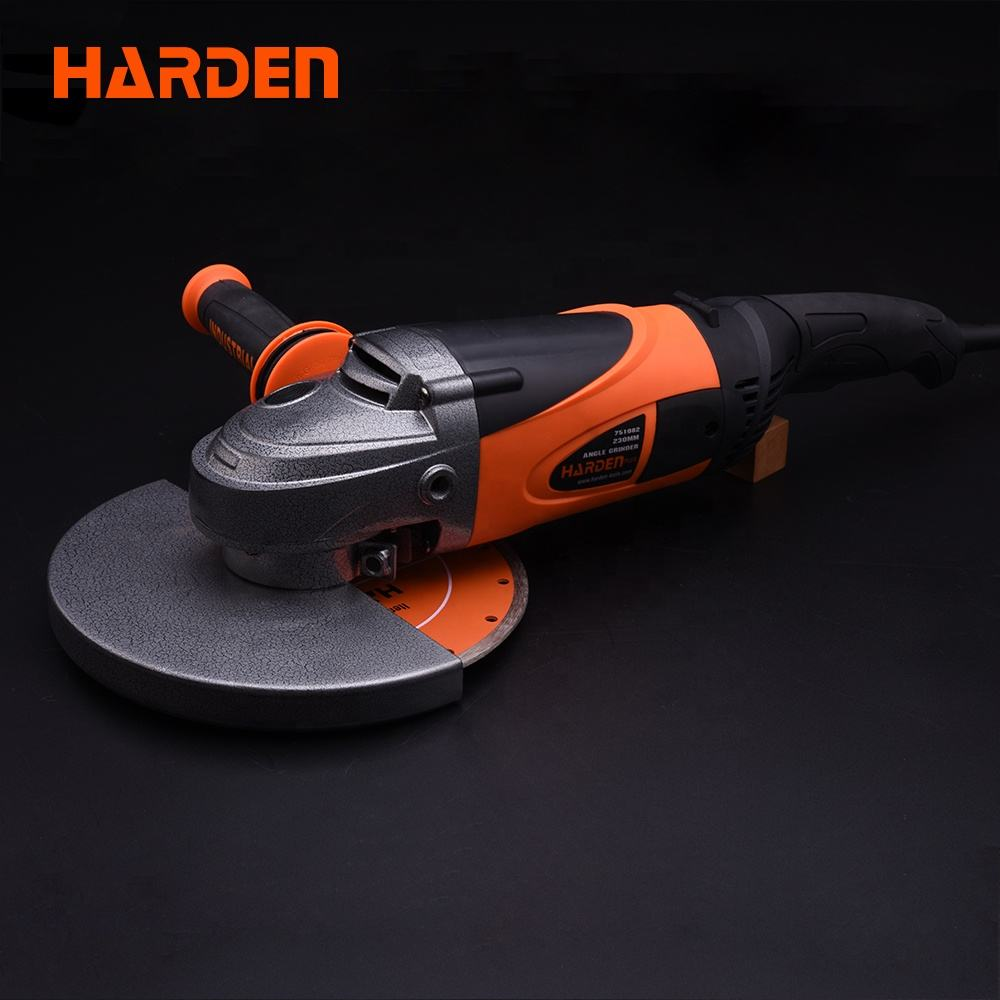 China factory price professional 6000r/min 2200w 230mm electric angle grinder