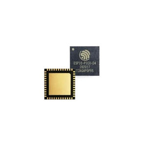 Esprestif Modul SIP ESP32-PICO-D4 Dual Core WIFI & BLE MCU IC Chipset Tertanam dengan 4MB Flash 7*7Mm