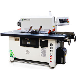 EM6355 High Speed Single Straight Line Rip Saw