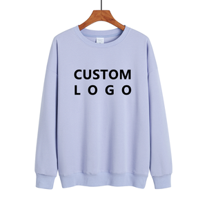 Custom Crewneck Sweater Sweatshirt Name and Number on Back Design Your Own Team Jersey Varsity College