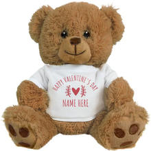 Valentine's Day plush toys gift for girlfriend teddy bear