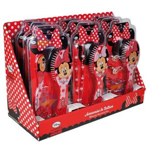 Wholesale High Quality Mickey Mouse Custom Baby Hair Brush Set Hair Massage Comb