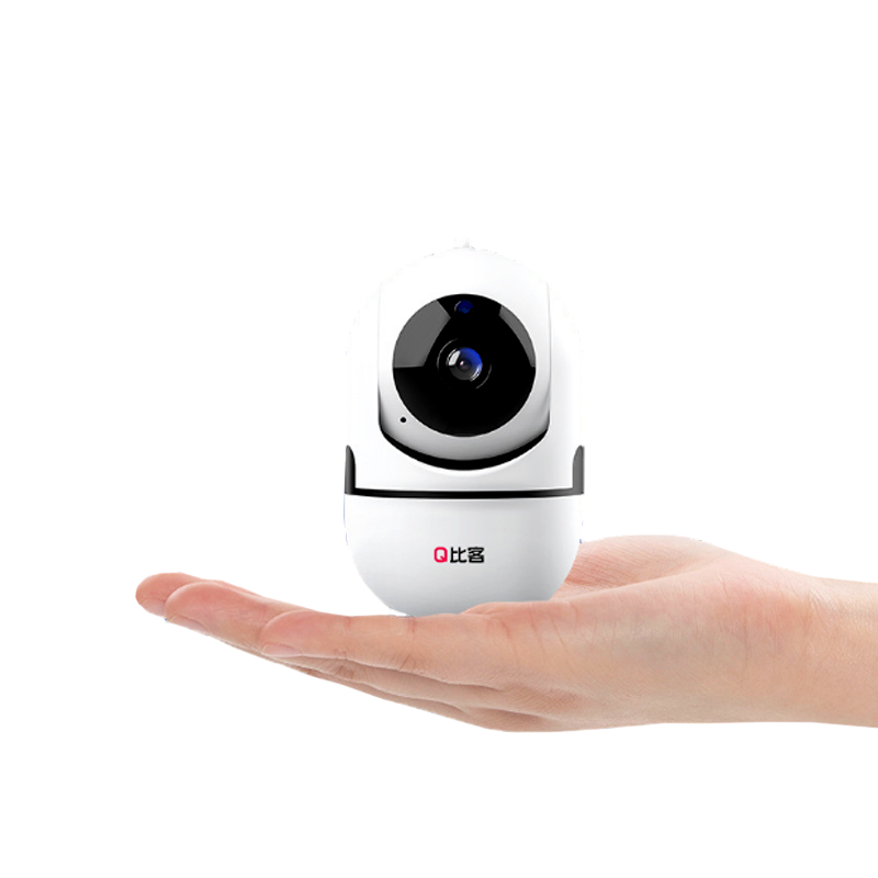 QBK OEM New Product 2mp Metal Housing 720p Support Sd Card Outdoor Ip Camera Wifi Cctv Camera Wireless Security Camera