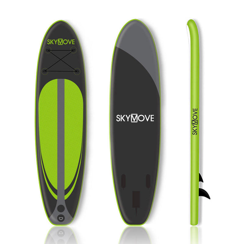 New Design Customized Colorful Paddle Big SUP Epoxy stand up paddle sup board