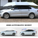 Protective Car 2020 Outdoor Waterproof Protective Sunshade Car Roof Top Tent Portable 2.2*4.1m