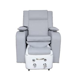 High-quality modern design nail equipment chair pedicure sofa adjustable 180 degrees with massage pedicure chair