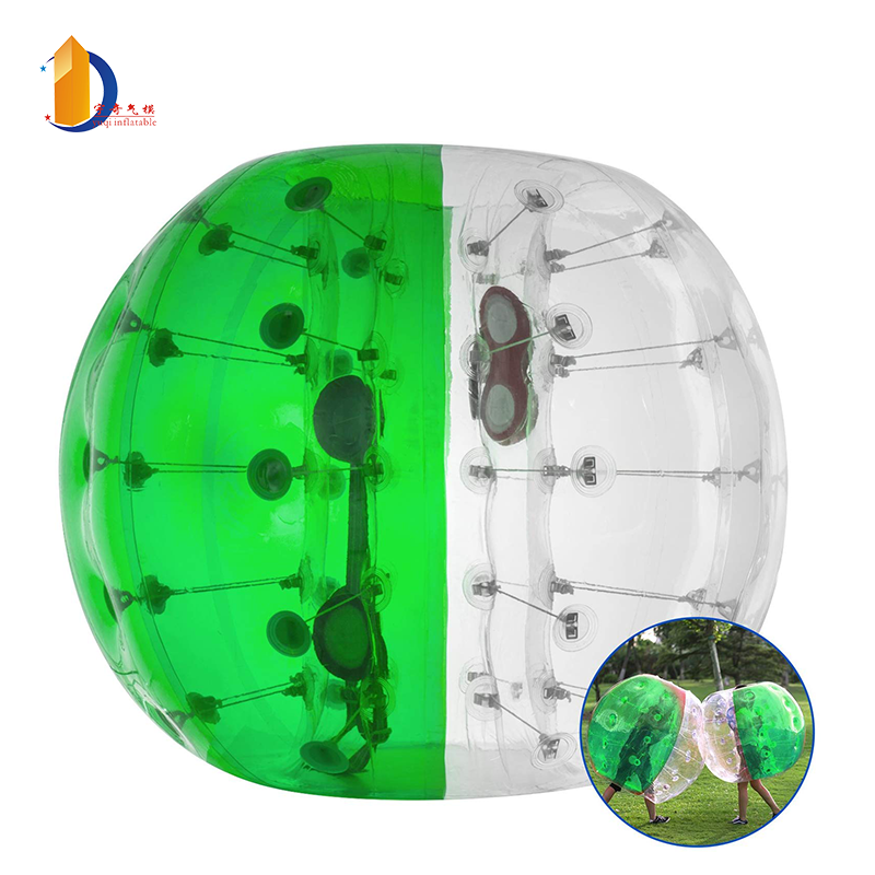 Factory price TPU / PVC Inflatable Bumper Ball, buddy belly bubble ball for kids and adults for sale