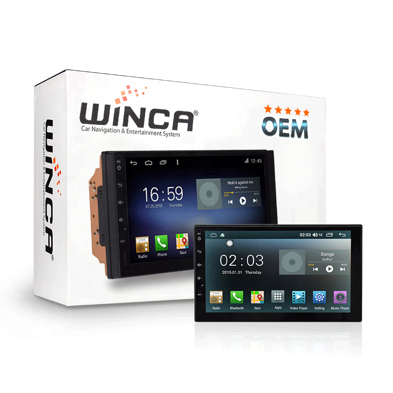 Touch Screen Dab Bluetooth Stereo 2 Din 1Din Fm Am Android Car Dvd Player <span class=keywords><strong>Radio</strong></span> Navigation Gps Dashboard Navigator Car Video