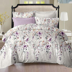 100% polyester printing duvet cover bed sheet bedding set
