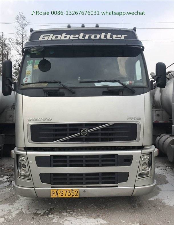volvo used truck head/tractor head used volvo