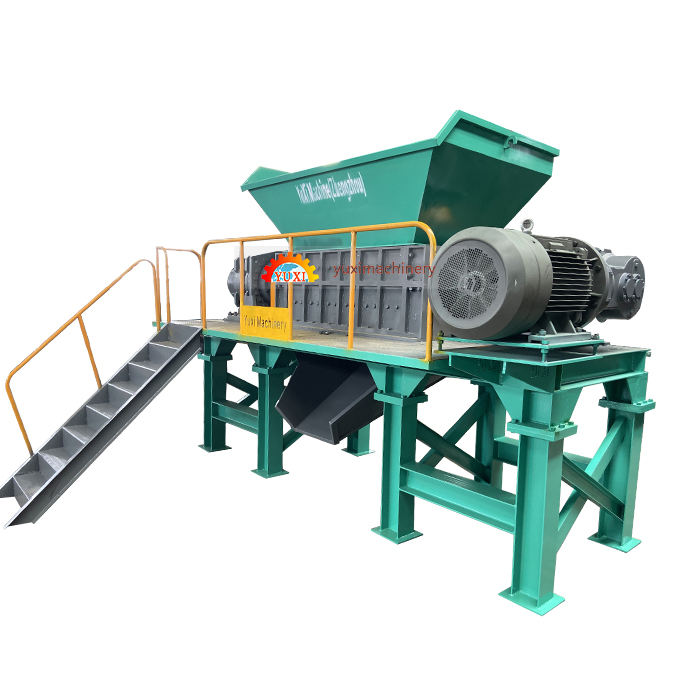 Msw segregation sorting Municipal waste disposal เครื่อง