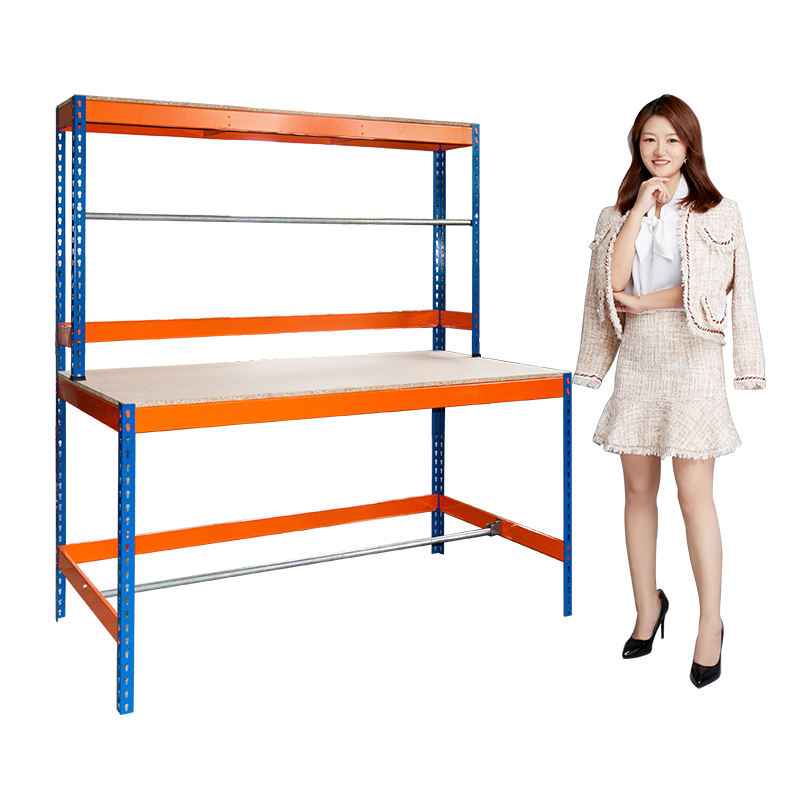 Heavy Duty Blue & OrangeบรรจุWork Station